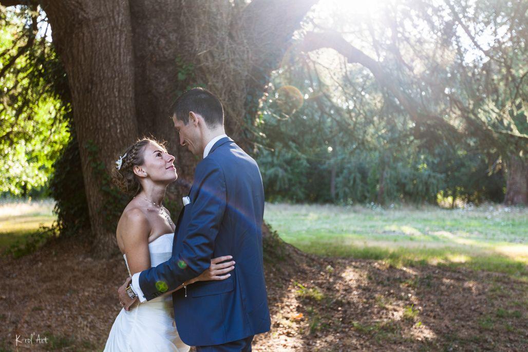 Wedding photo de couple photographe mariage Photographe mariage Nantes