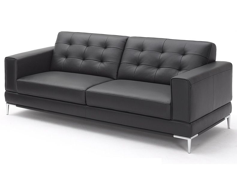 Nueva Dario 1365 Leather Sofa In