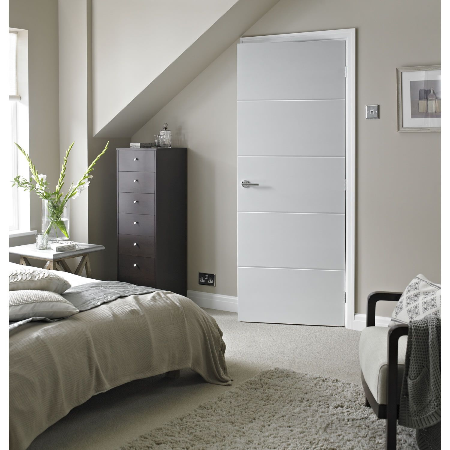 Modern white interior door - Modern Internal Doors White Uk Google Search