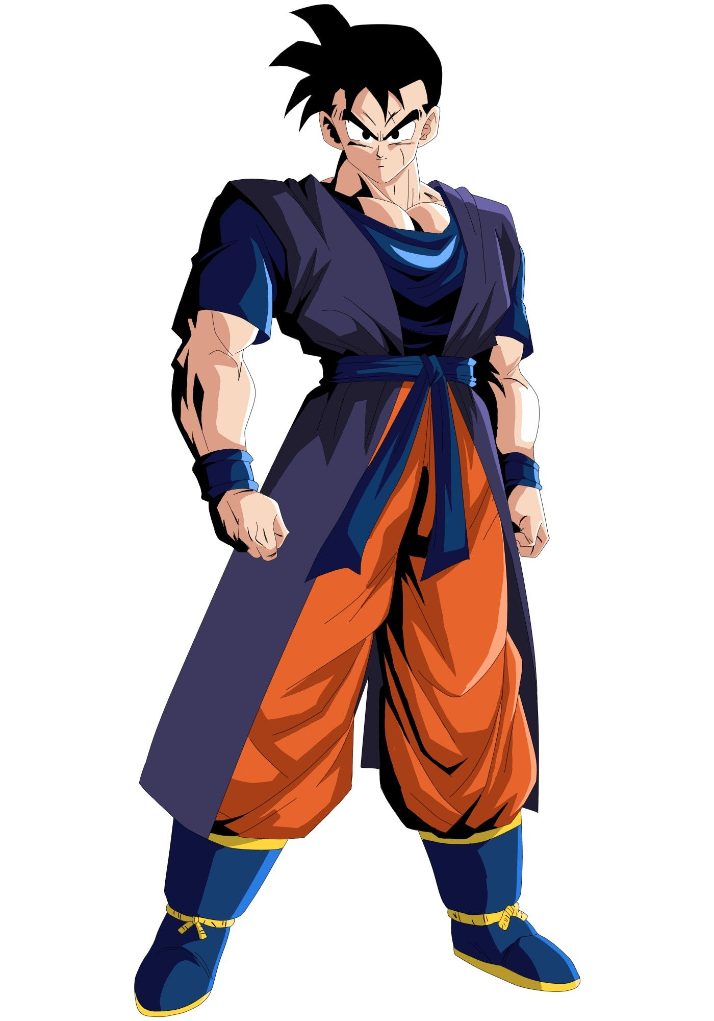 Gohan Del Futuro Nuevo Dogi In 2021 Dragon Ball Super Manga Dragon Ball Super Dragon Ball