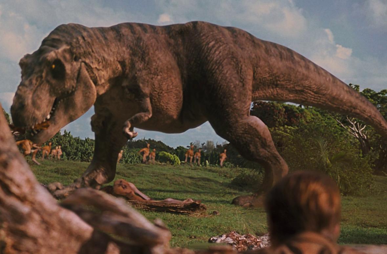 Parque Jurásico T-rex fondo de pantalla de alta resolución ...