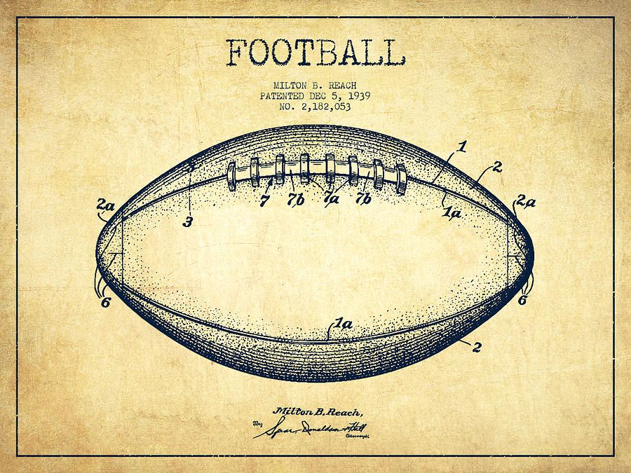 vintage football drawing - Google Search | Tailgating | Pinterest ...