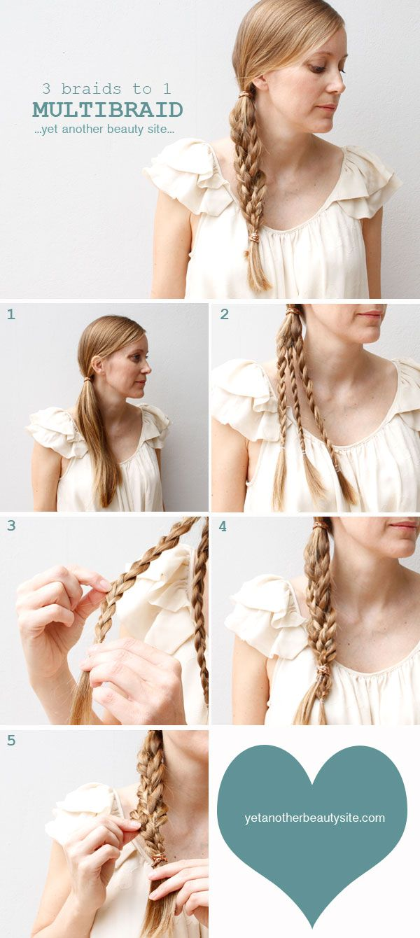 Yet another beauty site braids to multibraid ɧɑɪяstyle