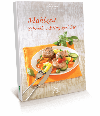 """Kochbuch """"Mahlzeit"""" für TM31"""