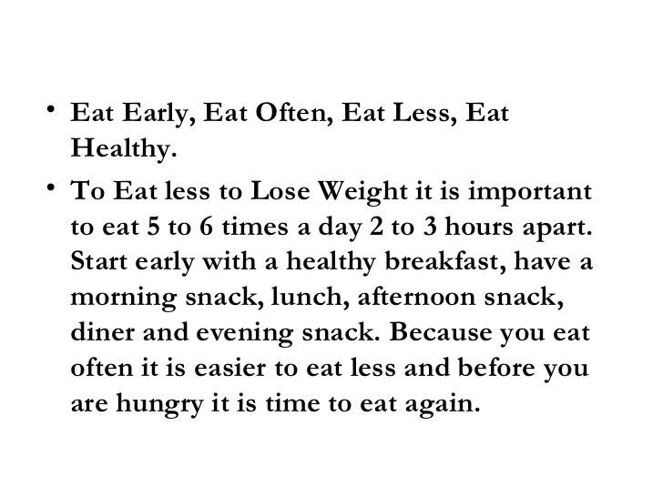 food that help to burn fat on belly