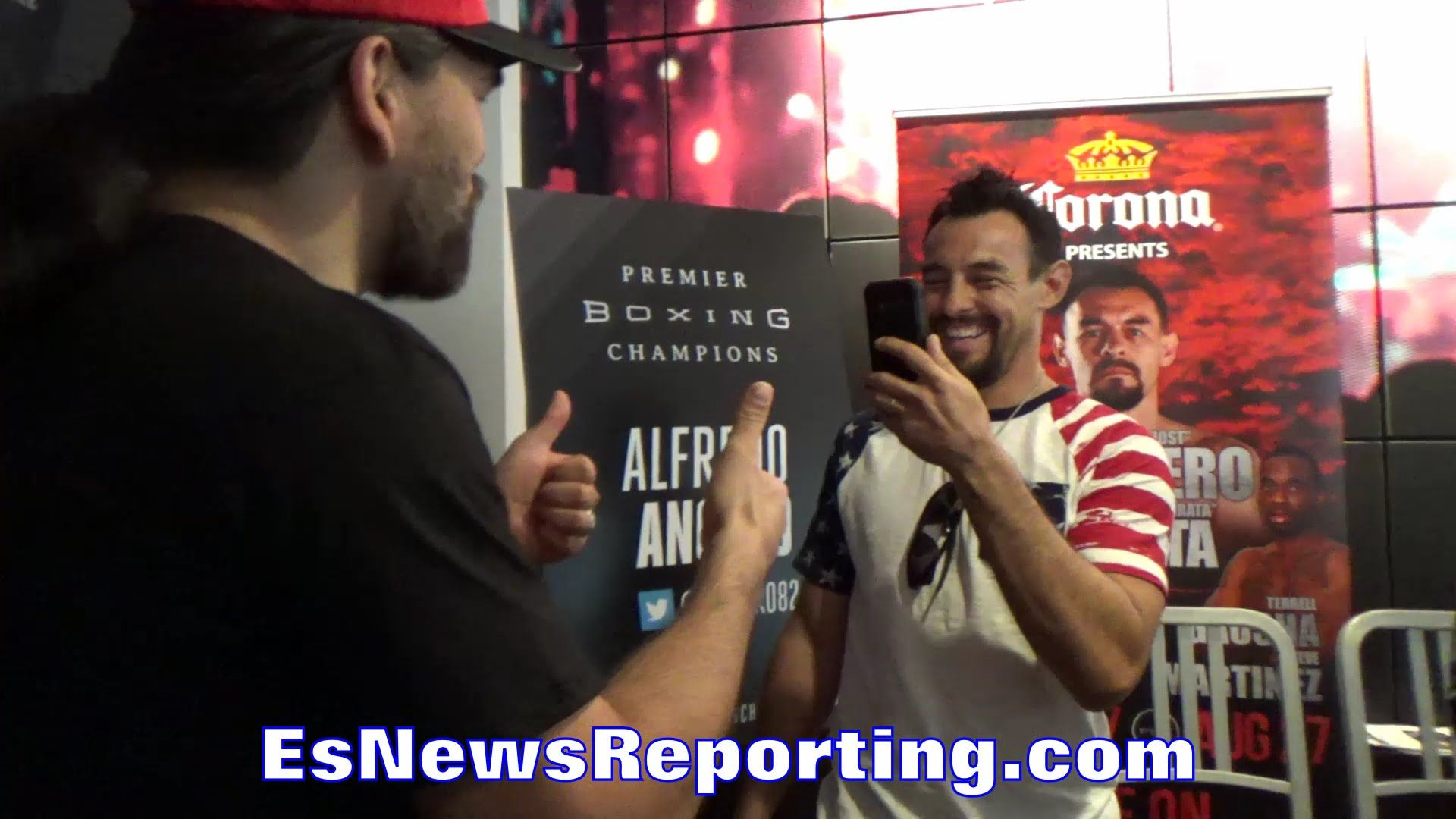 "ROBERT GUERRERO: NATE DIAZ ""GOT HANDS"" AGREES NATE IS BETTER CHALLENGE F..."