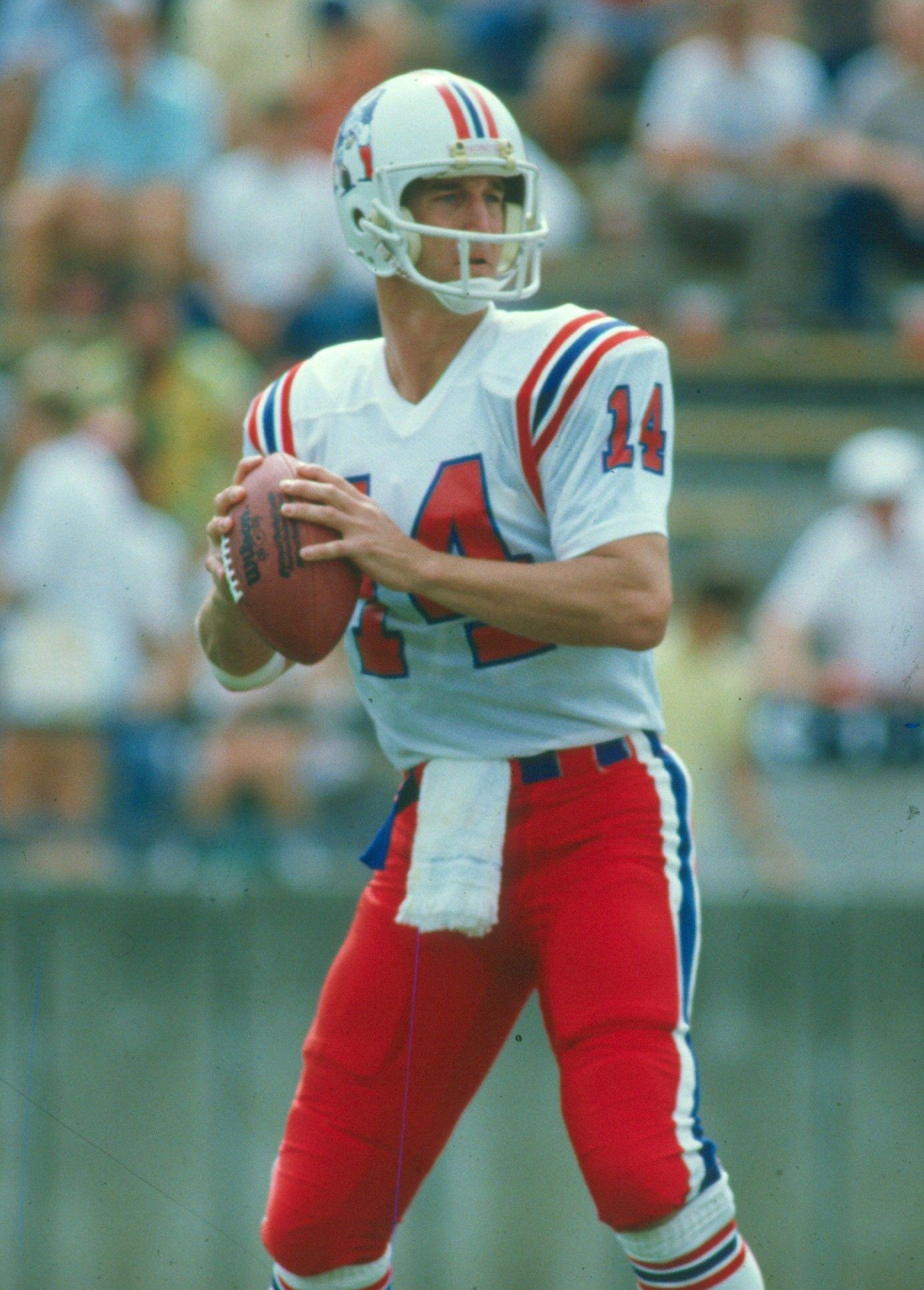 Steve Grogan Steve Grogan Boston Sports Then And Now New England Patriots Nfl New England Patriots New England Patriots Football