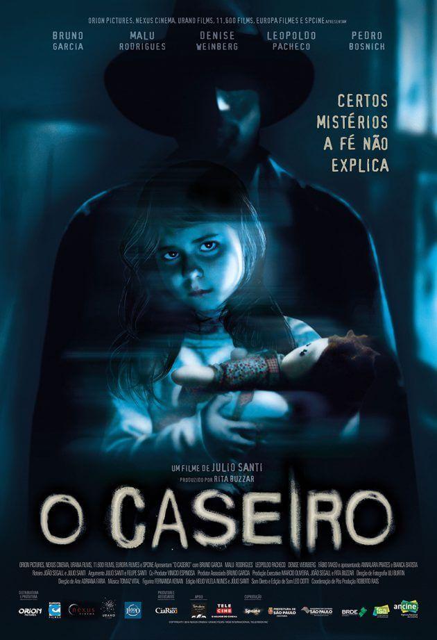O Terror Brasileiro O Caseiro Teve Divulgado Trailer Filmes