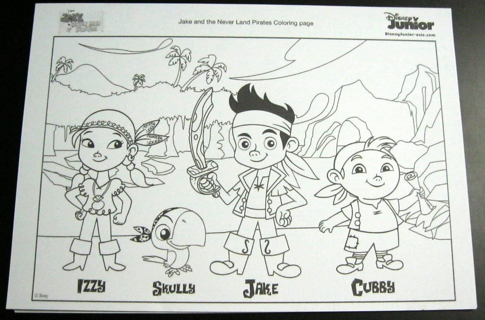 Designed With Passion: Jake & the Neverland Pirates ... | edwin ...