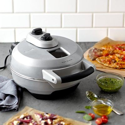 Breville Counter Top Pizza Oven Williams Sonoma Pizza Machines