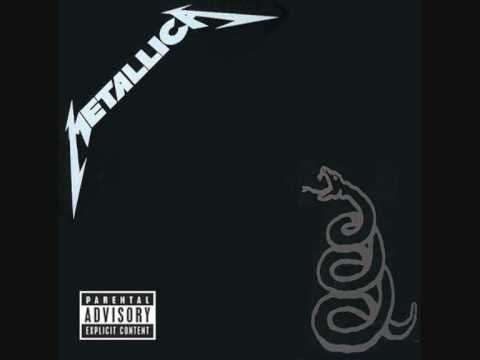 Metallica Nothing Else Matters Acoustic Vision Music Album