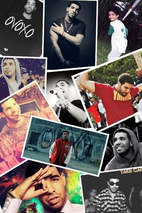 Drake collage drake drake wallpapers drake drake graham - Drake collage wallpaper ...