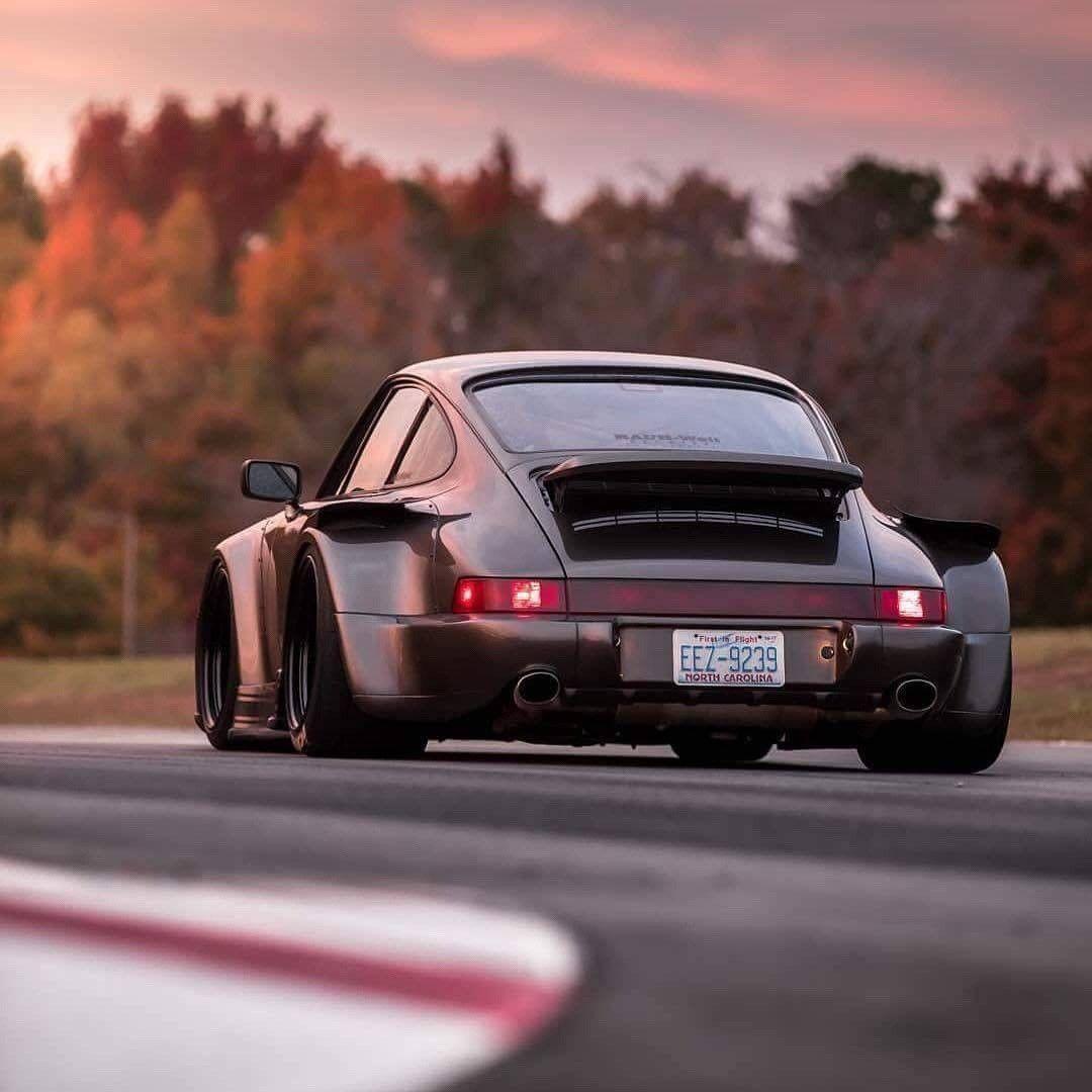 Porsche Widebody