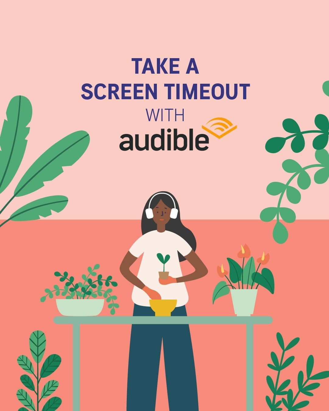 Audiobooks And Podcasts Try It Free Your First Audiobook Is Free Don T Wait Any Longer Download The Audible App And Choose Yo Audible Audio Books Audiobooks