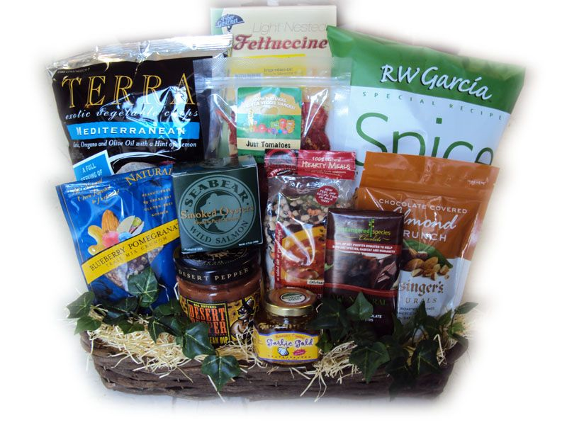 Healthy Gift Basket for Him  sc 1 st  Pinterest & Healthy Gift Basket for Him | Gift ideas | Pinterest | Gifts Gift ...