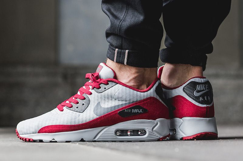 This Nike Air Max 90 Ultra Essential Is A Great Choice For The