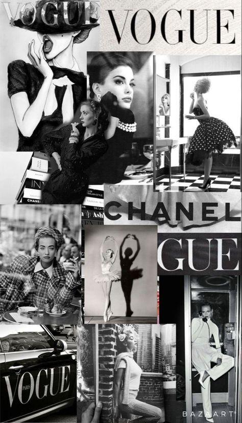 26 Trendy Vintage Background Iphone Black Design Vogue Wallpaper Collage Background Aesthetic Collage