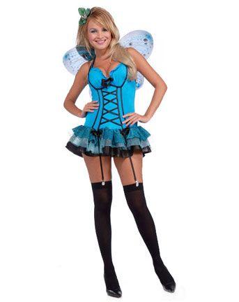 Superior Fantasy Fairy Costume Adult