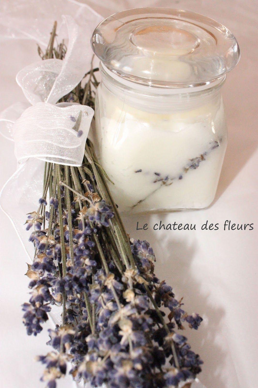 Isabelle Thornton Le Chateau des Fleurs: Coconut lavender oil DIY #cocunutlavender