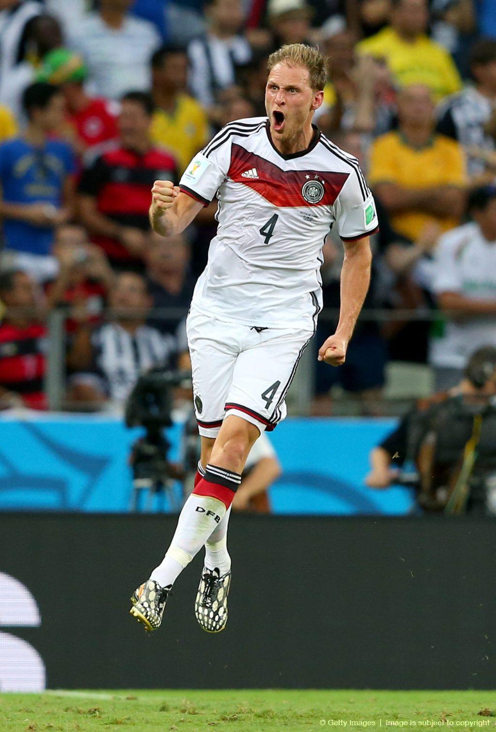 Benedikt Howedes - Schalke 04 (Germania)