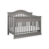 DaVinci Brook 4-in-1 Convertible Crib with Toddler Bed Conversion Kit - Slate  Wayfair has free shipping and no tax