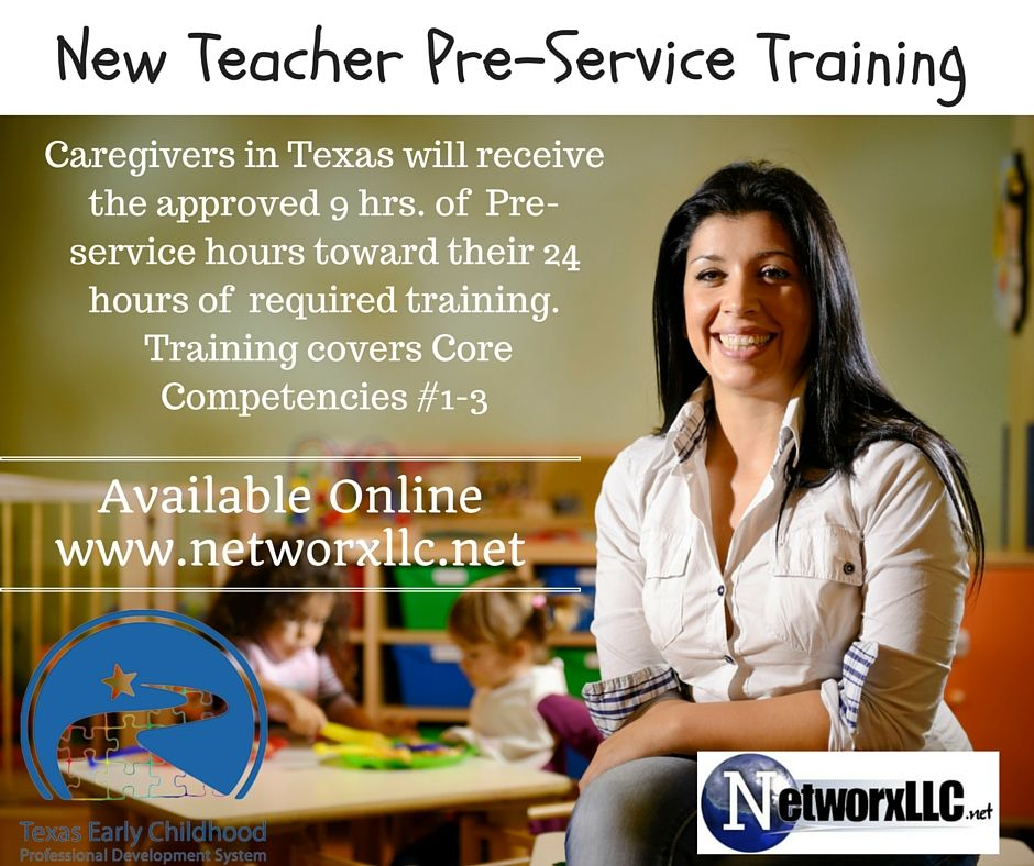 Online child care training courses classes, Teacher