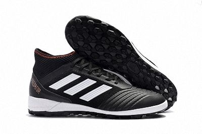new arrival b68d3 94f87 2018 FIFA World Cup Russia Mens Adidas Predator Tango 18 3 TF Soccer Shoes  Core Black