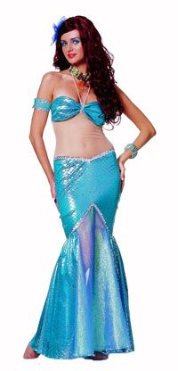Adult Mermaid Costume  sc 1 st  Pinterest & Adult Mermaid Costume | Costumes | Pinterest | Mermaids Mermaid ...