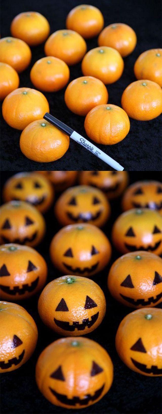 45 Enfeites de Halloween Fáceis de Fazer em Casa #casa