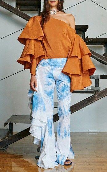 Rosie Assoulin Look 5 on Moda Operandi