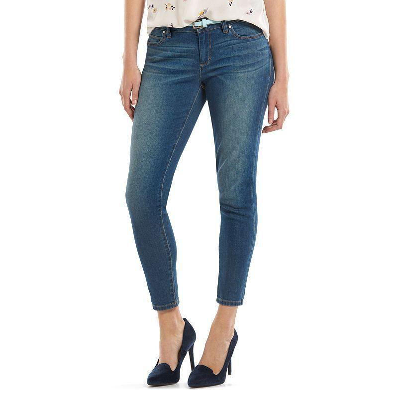 65927d0b308fb Women's LC Lauren Conrad Skinny Capri Jeans | Products