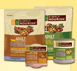 Petsmart 5 Off Simply Nourish Pet Food Coupon 2 Free Cans With