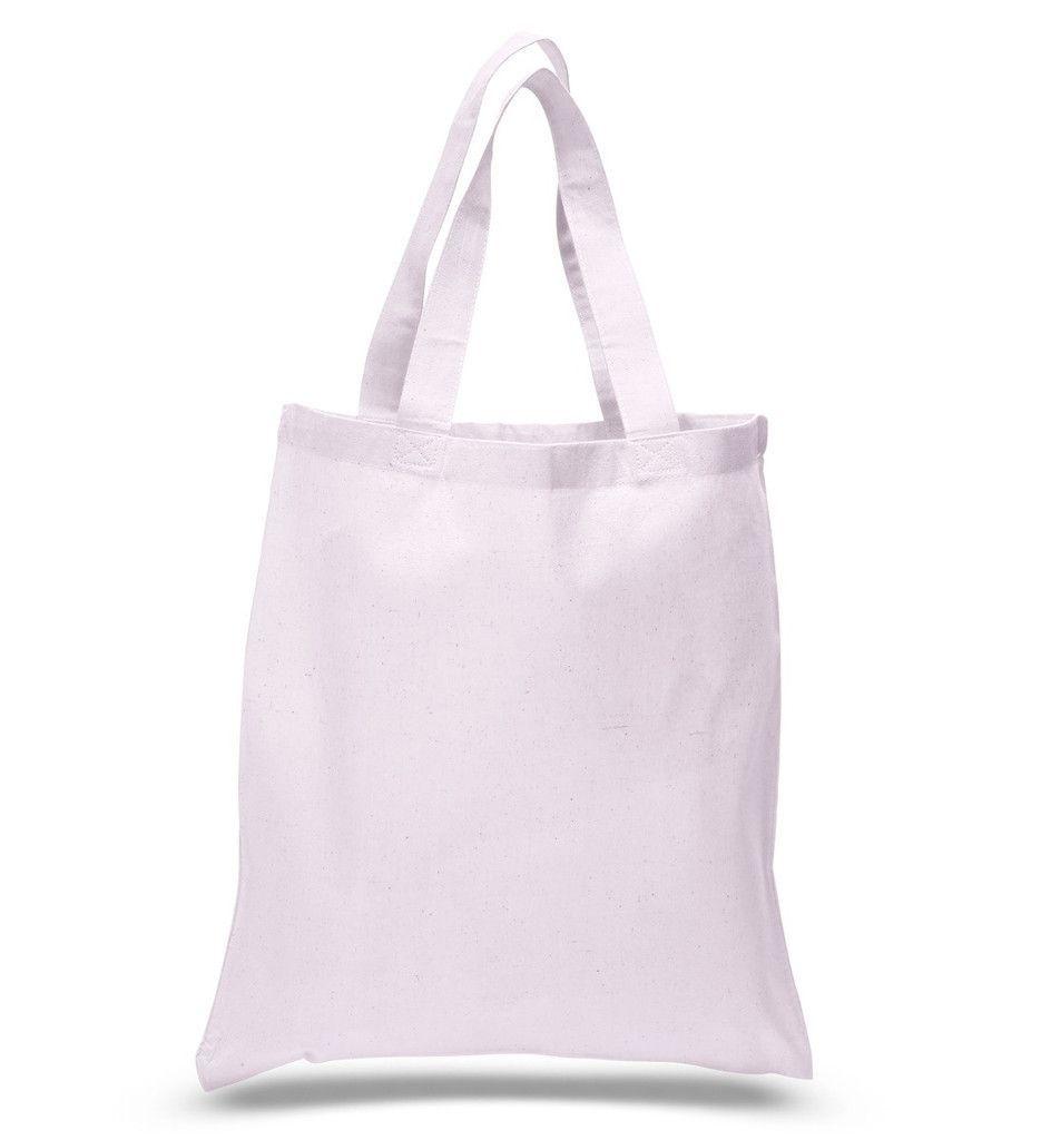 Economical 100% Cotton Eco-Friendly Reusable Grocery Tote Bags ... 95dafab5c89c1