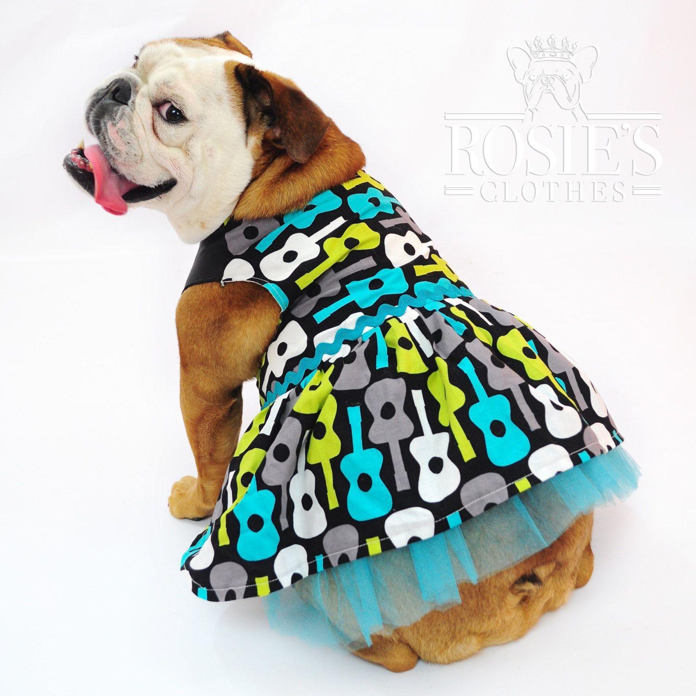 Ain T Nothing But A Hound Dog Dress English Bulldog French