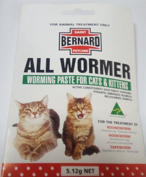 Sbpc All Wormer Cat Kitten Paste Cats And Kittens Kittens Cats