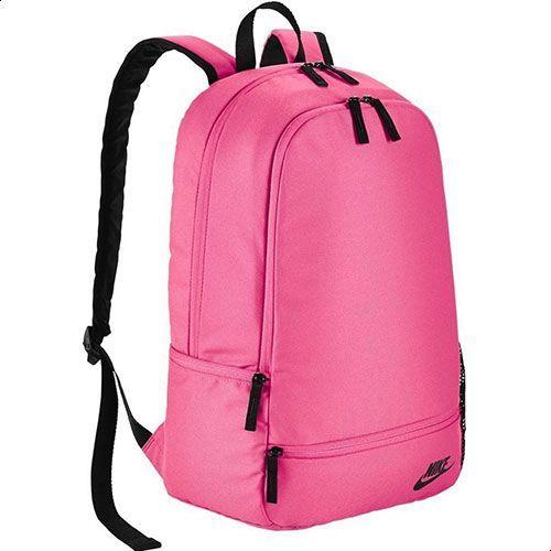 1df87e68e حقيبة ظهر رياضية كلاسيك نورث للجنسين من نايكي، بينك | Back Bags ...