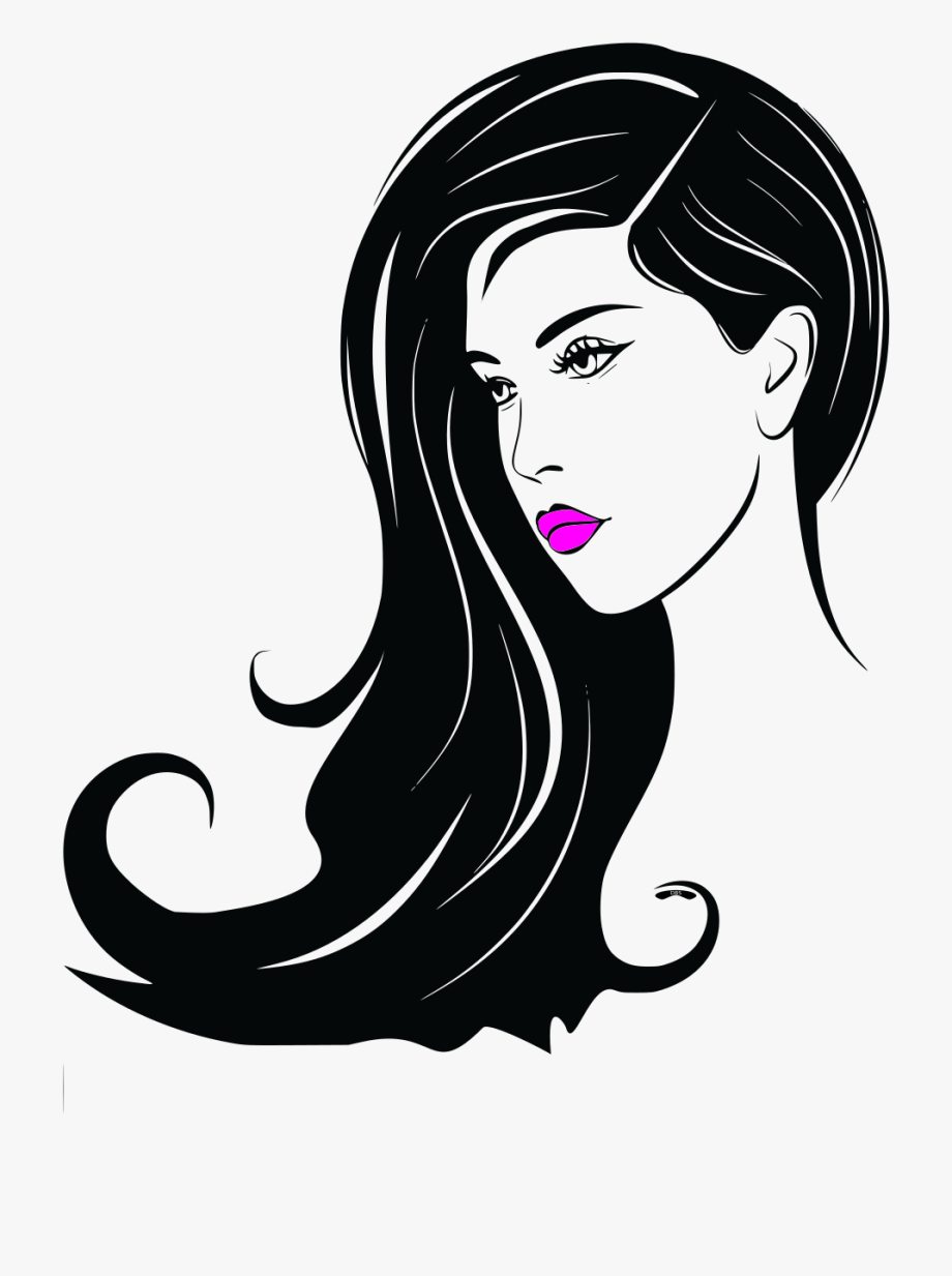 Download And Share Women Face Clip Art Png Download Woman Face Clipart Png Cartoon Seach More Similar Free Tr Woman Face Pop Art Girl Silhouette Clip Art