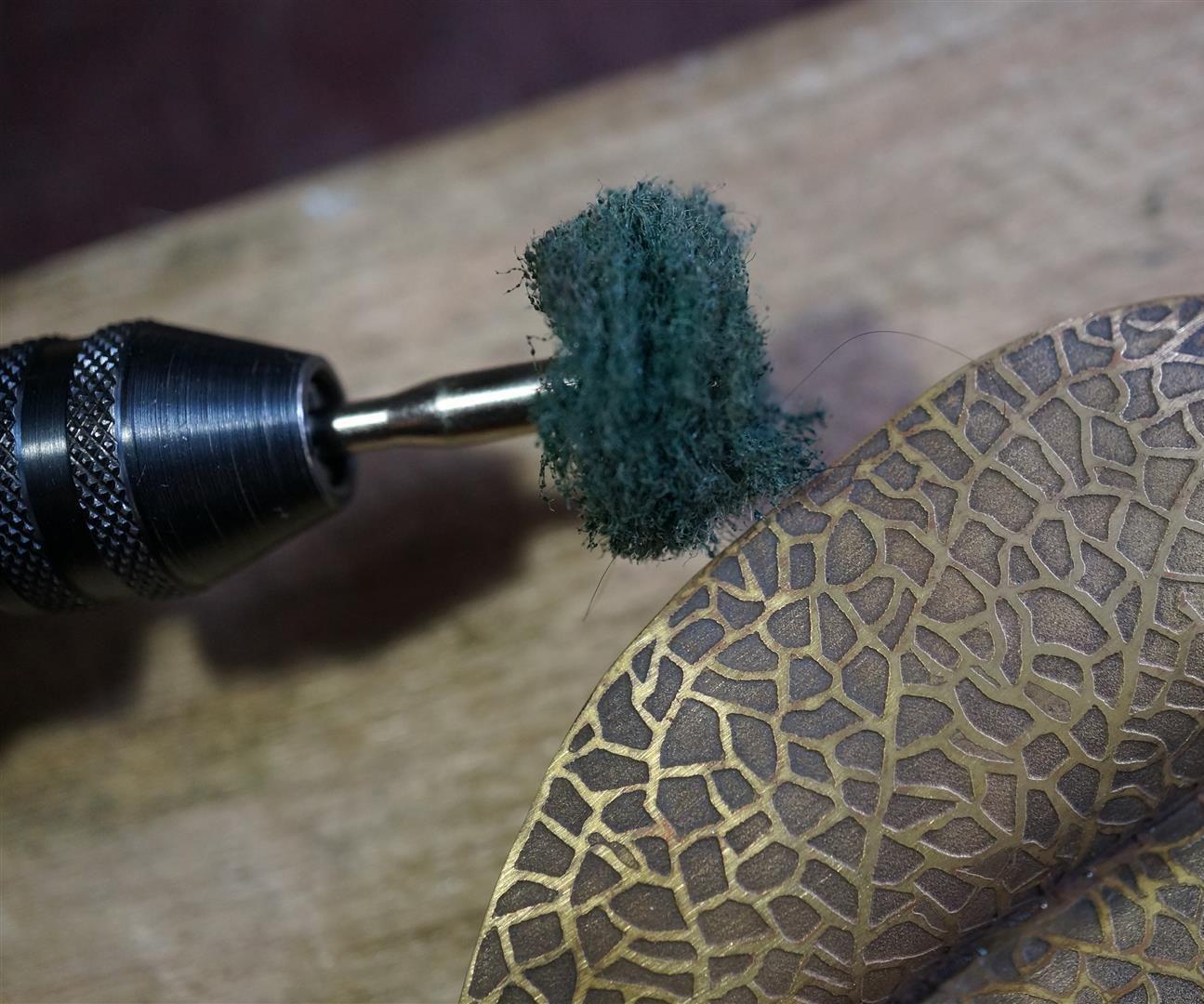 Satin Finishing Wheel For Your Dremel Foredom Flexishaft Mini Drill Dremel Jewelry Making Tools Jewellery Making Courses