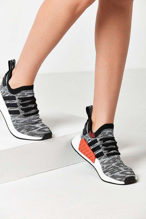 dac79b11eb730 Slide View  1  adidas NMD R2 Speckled Primeknit Sneaker