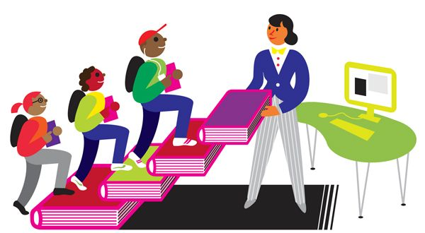 Full-time school librarian = critical to boosting student achievement  | School Library Journal