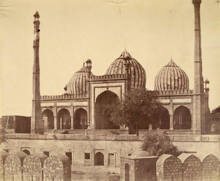 Zeenatul Masajid 1858 | Masjid, Vintage india, Taj mahal