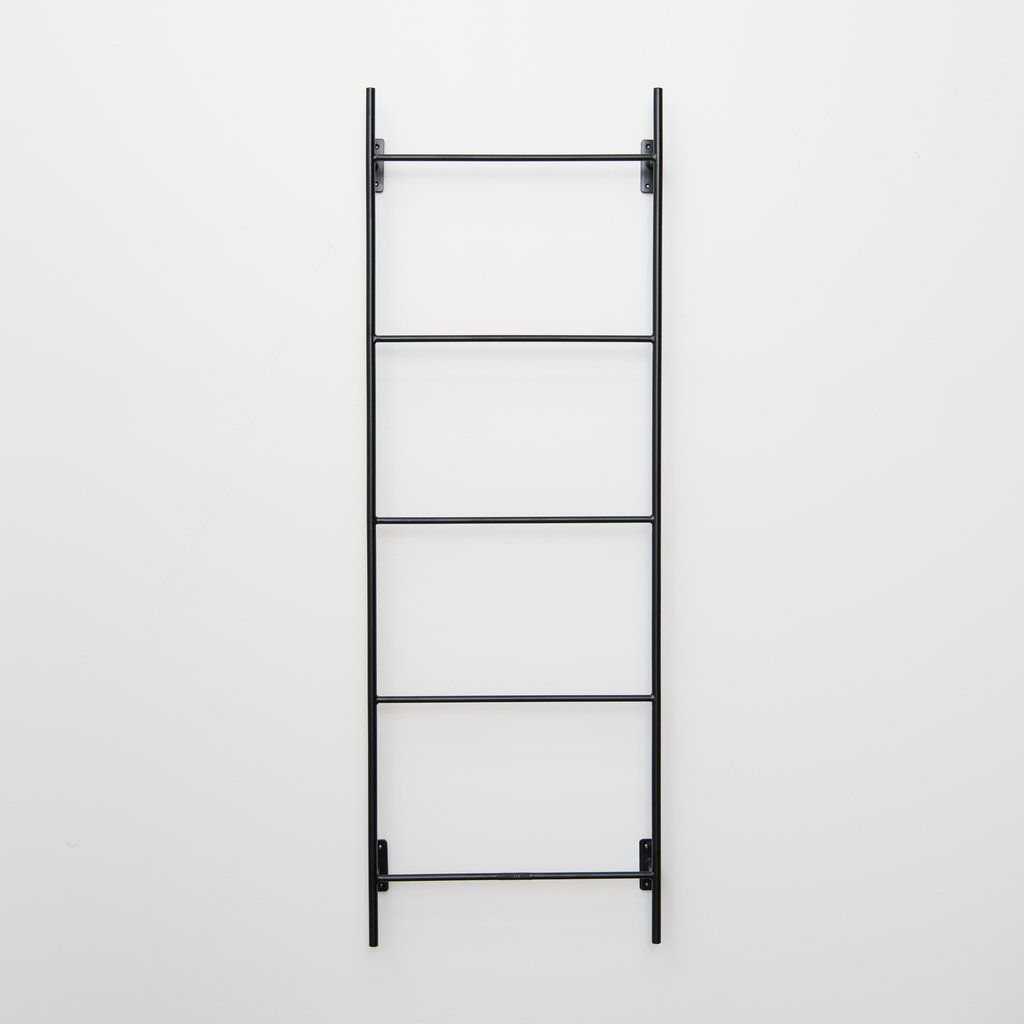 Silas Wall Ladder Wall Ladders Ladder Towel Racks Hanging Ladder