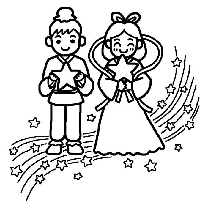 Pin A ƒa A A Sa ˆ Gt A ÿa ªa A ÿ On Pinterest Tanabata Japan Holidays Japanese Culture