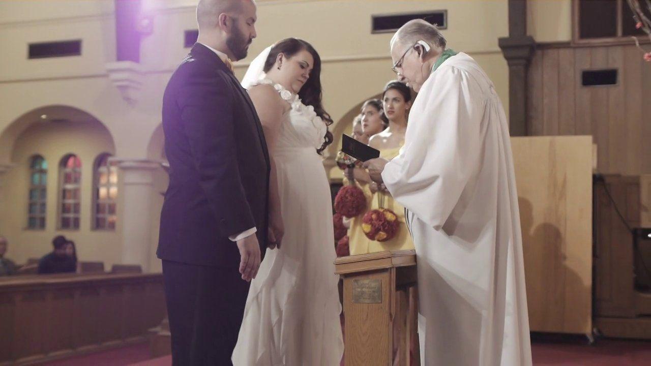 My brother films weddings!! He definitely made this couple look like celebrities!  -Cobra Graphic Studios-