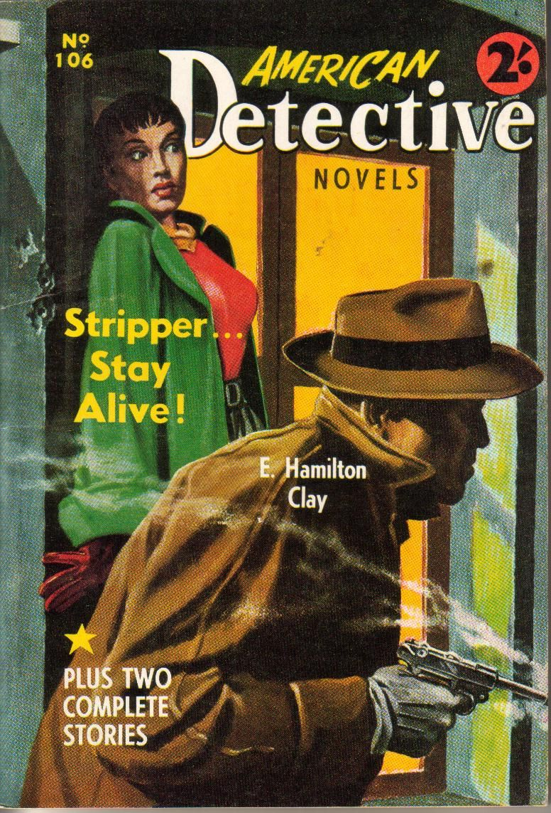 Stripper   Stay Alive! | Assorted Australian Pulps in 2019