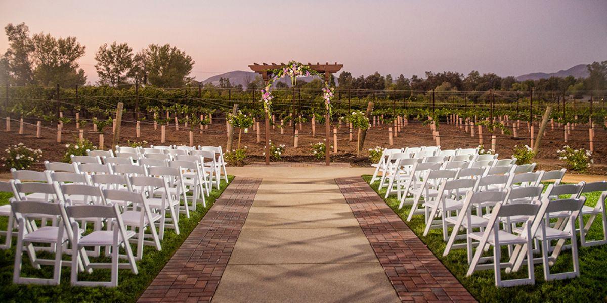 Lorimar Winery Weddings Price Out And Compare Wedding Costs For Ceremony Reception Venues In Temecula Ca