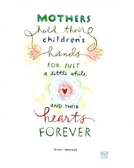 Mothers 8x10 Jpg Jpeg Billede 450x562 Pixels Irish Proverbs Mom Quotes Happy Mothers Day