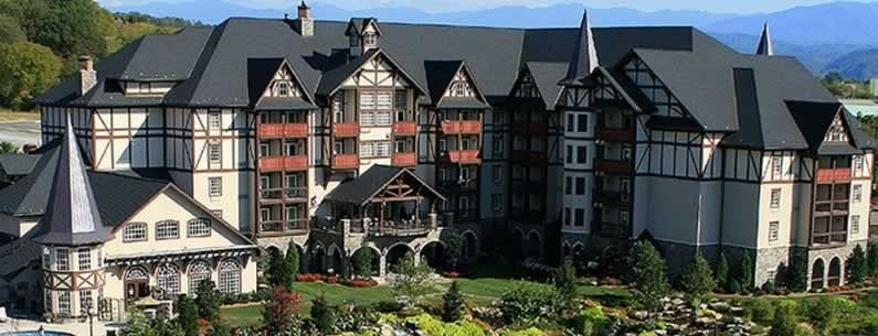 The Inn at Christmas Place - Come and experience the Old World charm and elegance in the Smoky Mountains!
