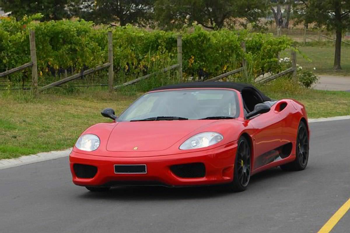 Ferrari 360 Spyder Drive Experience 30 Minutes In 2019 Ferrari