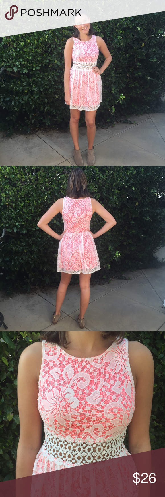 Nordstrom Lace Dress
